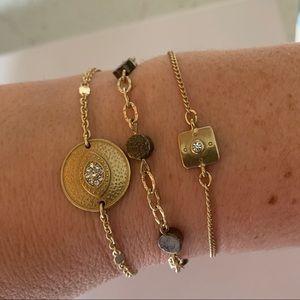 KR Silpada Set Of 3 Gorgeous Bracelets